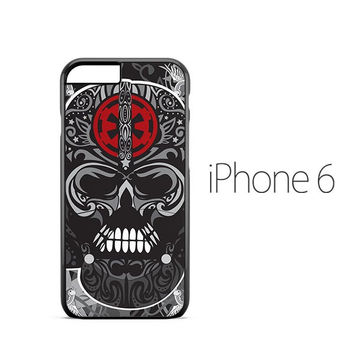 Darth Vader Day of the Dead iPhone 6 Case