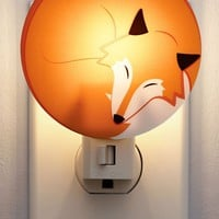 Foxy Fox Night Light