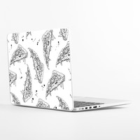 It's Raining Pizza Laptop Skin