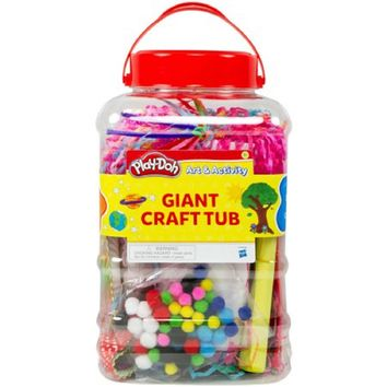 Play-Doh Giant Art and Activity Craft Tub