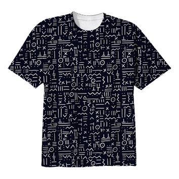 So into this design on Fab! Glyph Tee #FabForAll