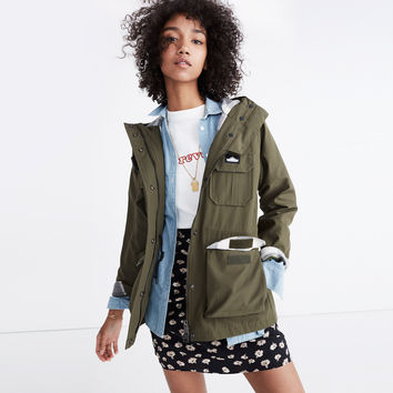 Madewell x Penfield® Kasson Jacket in Olive