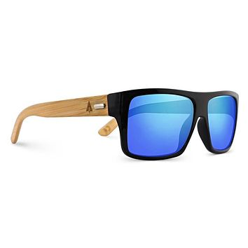 Wooden Sunglasses // Carlton 44