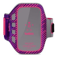 Belkin EaseFit Plus Armband for Samsung Galaxy S3 / S III (Purple / Pink)
