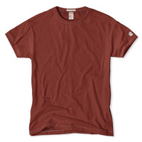 Champion Classic T-Shirt in Rustic Red