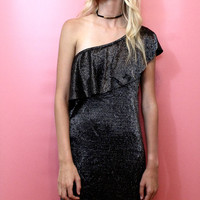 Just For Night Silver Dress
