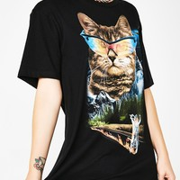 Meow For Freedom Tee