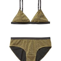 SCOTCH & SODA | Lurex Underwear Gift Set - Gold