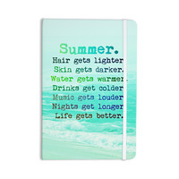 "Monika Strigel ""Summer XXL"" Everything Notebook"