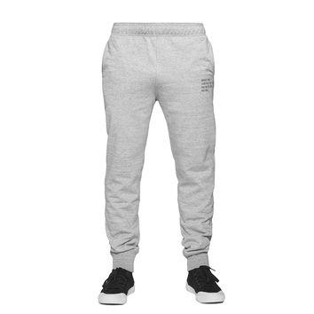 HUF - MIL-SPEC CADET PANT // GRAY HEATHER