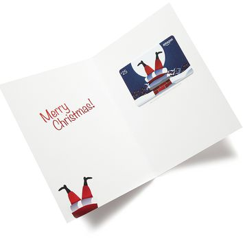 Amazon.com Gift Card in a Greeting Card - Holiday Designs