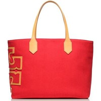 Stacked T Tote
