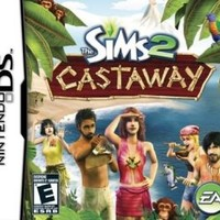 Sims 2 Castaway DS Game