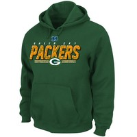 Green Bay Packers T-Shirt and Hoodie Set - Gold/Green