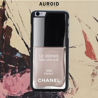 Chanel Nail Polish Frenzy IPhone 6S Case Auroid