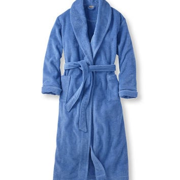Women's Terry Cloth Robe: Sleepwear | Free Shipping at L.L.Bean