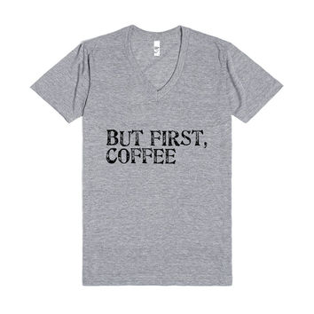 But First, Coffee And Then, Wine