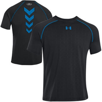 Under Armour Combine Authentic Training Performance T-Shirt - Black