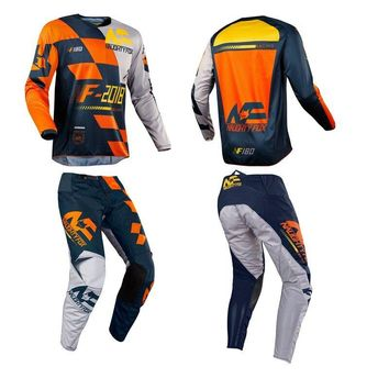 MOTO Kids Jersey & Pants MX Racing Youth Kid's Childs Offroad MX/ATV Dirt Bike
