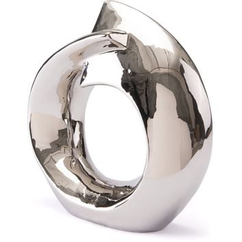 Silver Ring Figurine