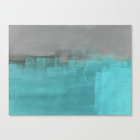 Misty Canvas Print by T30 Gallery