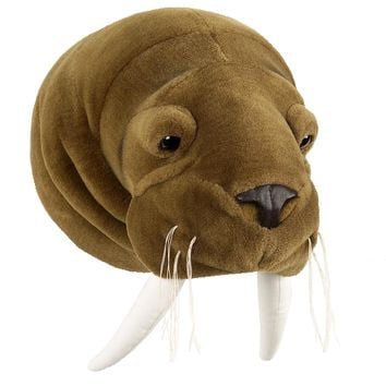Walrus Faux Taxidermy