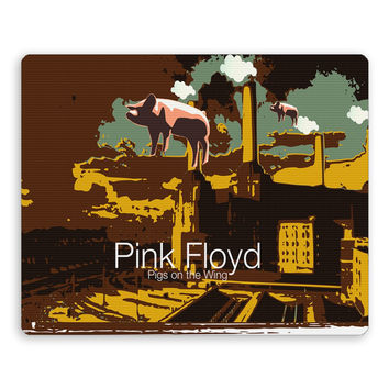 Pigs on the Wing Pink Floyd Mouse Pad