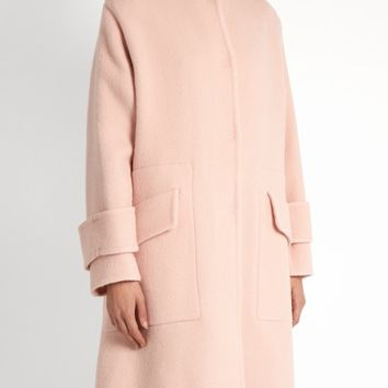 Cavani wool and mohair-blend coat | Roksanda | MATCHESFASHION.COM US