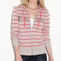 G by GUESS Sarey Zip Up Hoodie $44.50