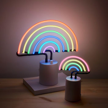 Rainbow Neon Light | FIREBOX