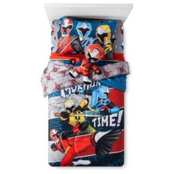 Power Rangers Comforter (Twin)