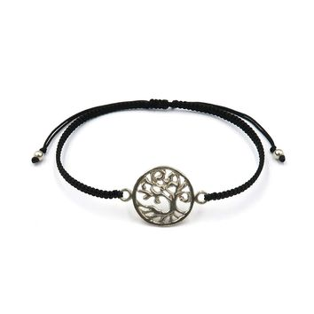 Slide Bracelet - Tree of Life