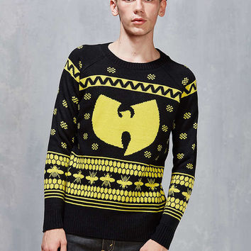 TRUNK LTD Wu-Tang Clan Sweater - Urban Outfitters