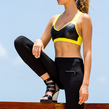 Sauvage Sport High Tech | Classy Sports Bra