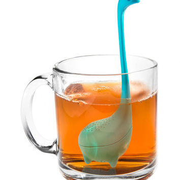 Baby Nessie Tea Infuser: A darling dinosaur to help you steep tea.
