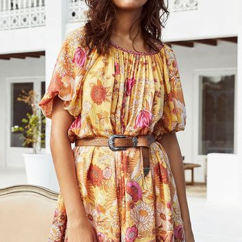 Siren Song Smock Dress