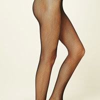 Ornate Fishnet Tights