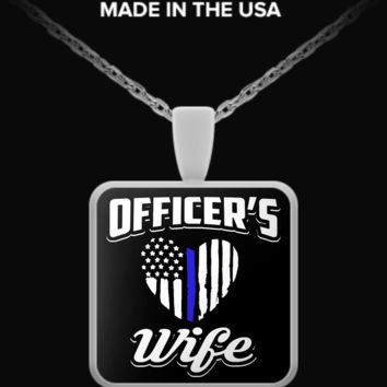 Officer's Wife - Necklace officerswifenecklace
