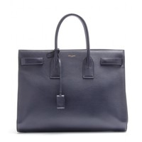 saint laurent - sac de jour leather tote