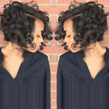 Lots of Curls Synthetic Wig