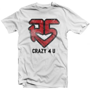 The R5 Crazy 4 U T-Shirt | R5 Rocks