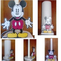 DISNEY CLASSIC MICKEY MOUSE PAPER TOWEL HOLDER