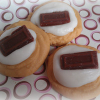Smores Cookie Tarts by CandleConfectionery on Etsy