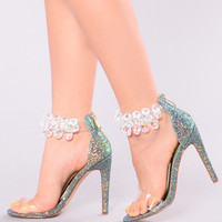 Queen Of Land And Sea Heel - Mermaid