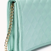 Iconic Quilted Crossbody Bag