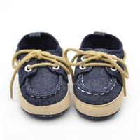 Toddler Lace Up Shoes