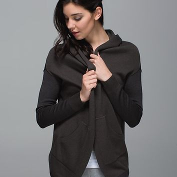 cabin yogi wrap | women's jackets & hoodies | lululemon athletica