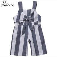 Baby Girls Sleeveless Romper/ Jumpsuit (24M - 6T)