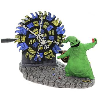 Department 56 Accessory OOGIE BOOGIE GIVES A SPIN Nightmare Before Christmas 6004819
