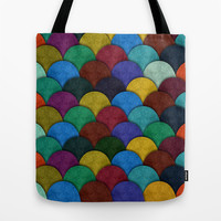 Escaramuza Tote Bag by Anny Cecilia Walter